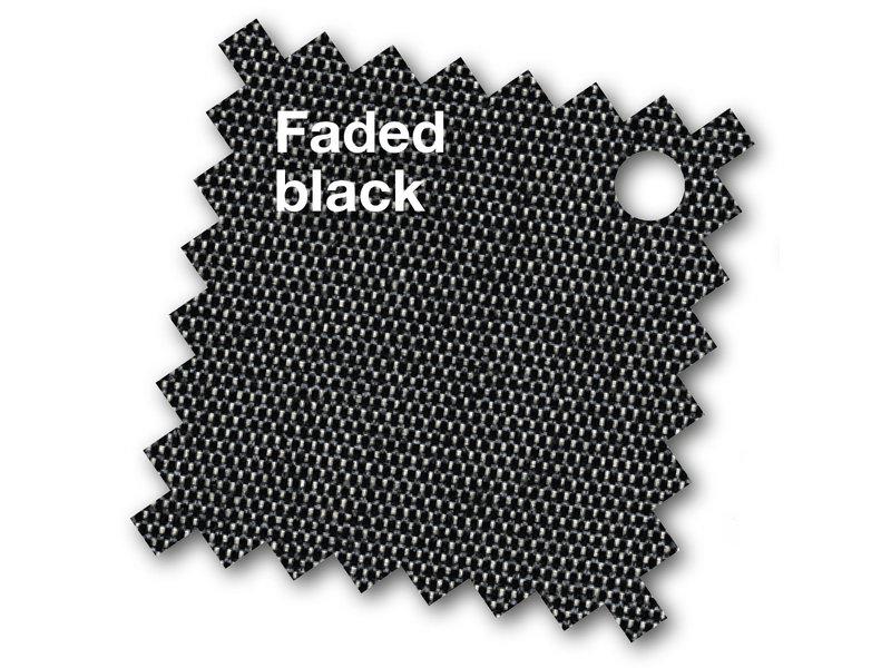 Platinum Platinum Challenger vierkante zweefparasol T1 Premium 3,5x3,5 m. - Faded black