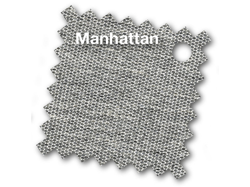 Platinum Platinum Challenger vierkante zweefparasol T1 Premium 3,5x3,5 m. - Manhattan