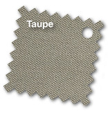 Platinum Platinum Voyager Vierkante Zweefparasol T1 2,5x2,5 m. - Taupe