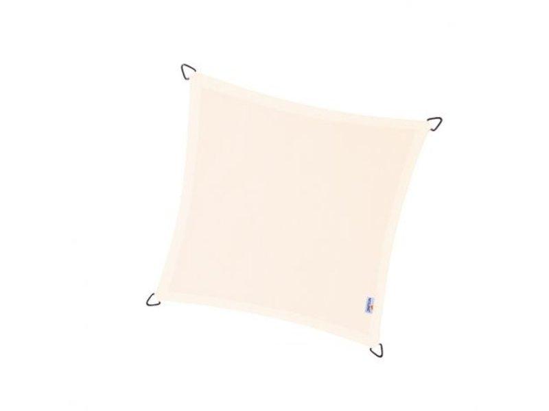 Nesling Dreamsail schaduwdoek vierkant 5x5 m. cream