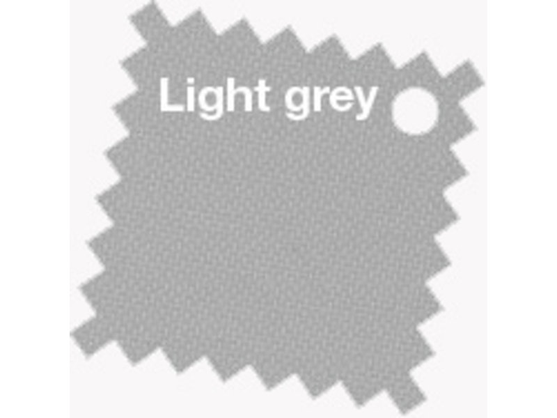 Platinum Voyager Vierkante Zweefparasol T2 2,7x2,7 m. - Light Grey