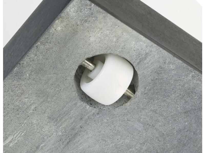 Platinum Parasolvoet voor zweefparasol 90 kg.