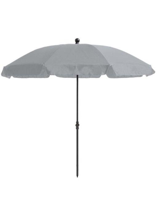 Madison Cyprus parasol 200 cm. grijs - kniksysteem