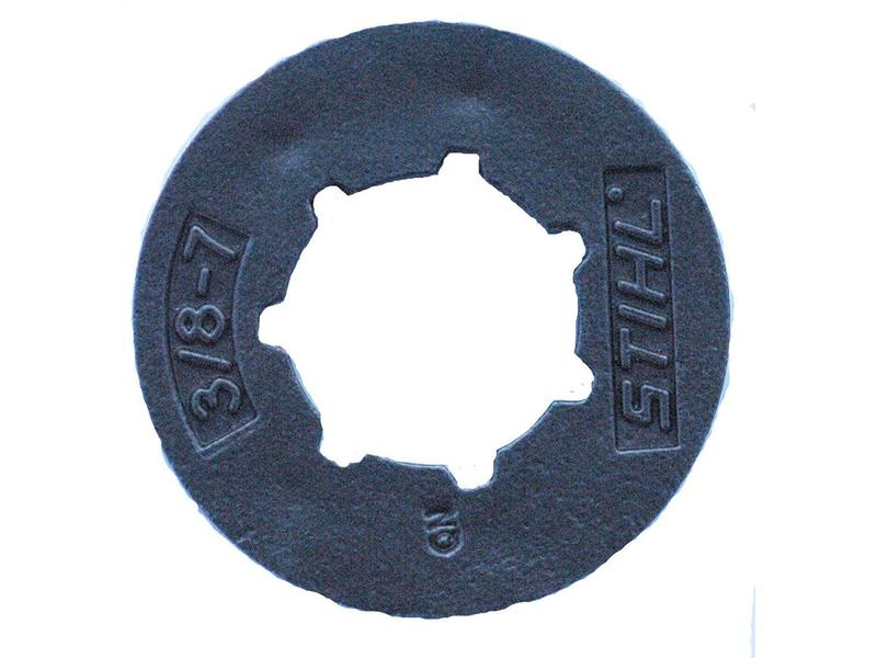 Stihl Ringe für Ringkettenrad