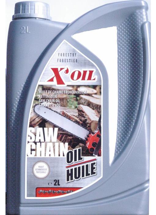 X'Oil Kettensägenöl 2 Liter