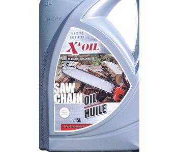 X'Oil Kettensägenöl 5 Liter