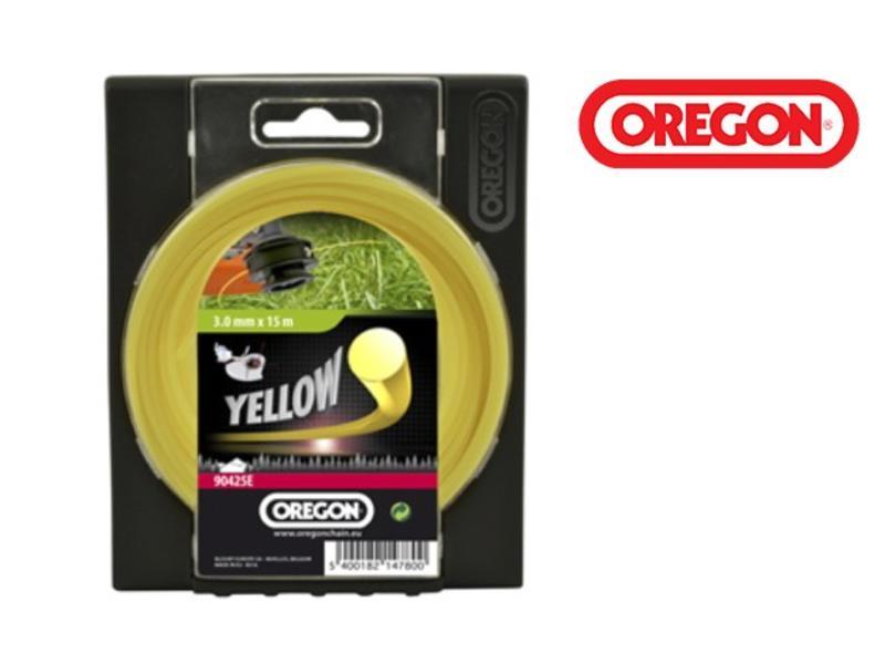 Oregon Yellow Roundline Nylonfade | 15 Meter Rolle