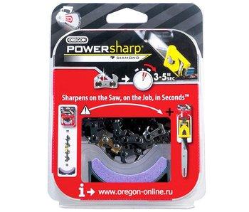 Oregon Powersharp Sägekette für Oregon CS1500 Kettensäge | PS62E