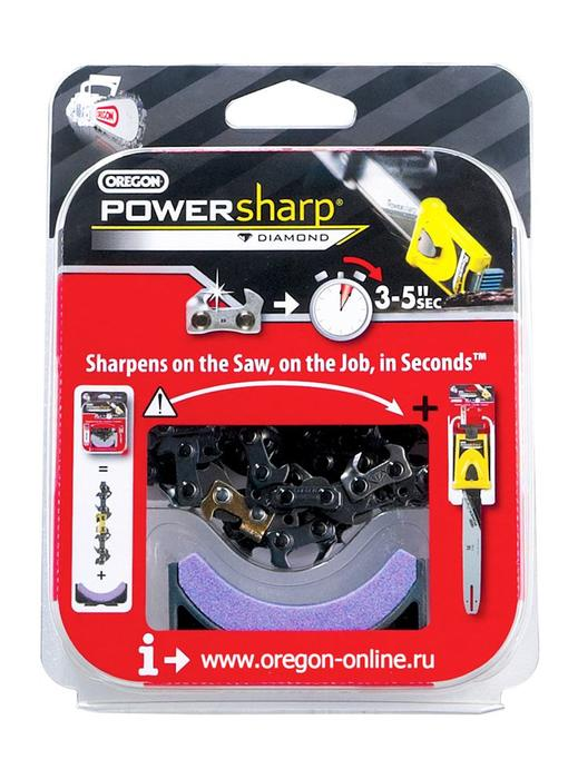 Oregon Powersharp Sägekette für Oregon CS1500 Kettensäge | PS62E