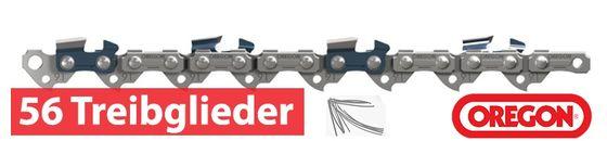 Oregon Sägeketten und Schwerte 1.3mm 3/8LP 56 Treibglieder