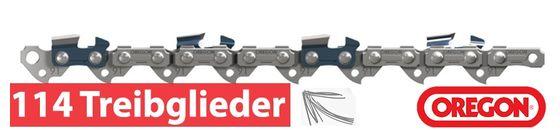 Oregon Sägeketten und Führungsschienen 1.6mm 3/8 114 Treibglieder