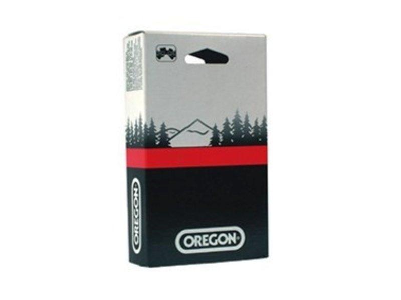 Oregon Sägekette für Kettensäge | 1.3mm | 3/8LP | 80 Treibglieder | Teilenummer 91VXL080E