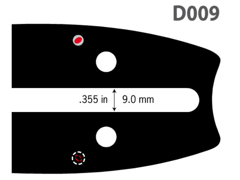 Oregon Pro-Lite Führungsschiene 45cm | 1.5mm | 3/8 | 188SLHD009