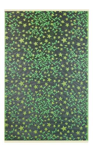 Groen blaadjes buitenkleed