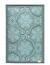 Buitenkleed blauw arabic