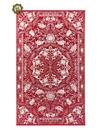 Buitenkleed rood wit oriental