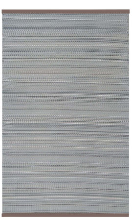 Rangoly buitenkleed grijs