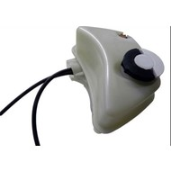 Benzinetank passend op Stihl HS81, HS81R, HS81T, HS86, HS86R en HS86T