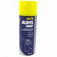 Acryl Paint - Zwart of Zilver