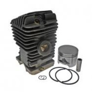 Cilinder met zuiger passend op STIHL MS029 en MS290 - 46 mm