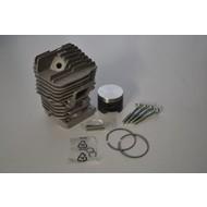 Cilinder met zuiger passend op STIHL MS290, MS 310 en MS390 - 49 mm