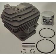 Cilinder met zuiger passend op STIHL MS461 - 52 mm