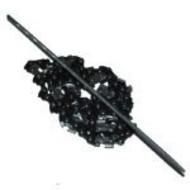 14 inch Zaagketting met vijl, 50 schakels passend op Stihl MS171