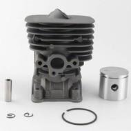 Cilinder met zuiger 35 mm passend op 124, 125, 128 C E L R LD EN RDX