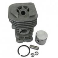 Cilinder met zuiger 38 mm passend op 136 en 137