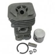 Cilinder met zuiger 40 mm passend op 141 en 142