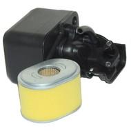 Luchtfilterhuis en filter passend op Honda GX140, GX160 en GX200