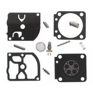 Carburateur reparatieset passend op Stihl FH75, FC75, HL75, FS75, FS80, FS85, HT70, HT75, HS75, HS80, HS85, BG75, FC55, FS46, FS55