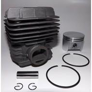 Cilinder met zuiger 49 mm passend op Stihl TS400