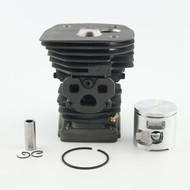 Cilinder met zuiger 47 mm passend op 455E en 460