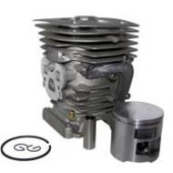Cilinder met zuiger 51 mm - passend op 570, 575 en 575XP