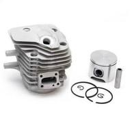 Cilinder met zuiger 50 mm - passend op K650 en K700