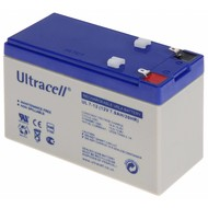 Accu 12 volt - 7 AH Ultracell