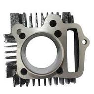 4 takt cilinder voor 125 cc motoren met zuiger set