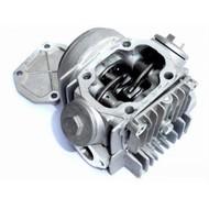Cilinderkop compleet voor 70 cc motoren