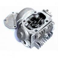Cilinderkop compleet voor 110 en 125 cc quad