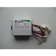 Controller 24 volt / 500 Watt - 8 aansluitingen