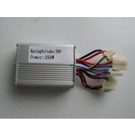 Controller 36 volt / 350 Watt - 8 aansluitingen