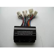 Controller 36 volt / 800 Watt - 8 aansluitingen