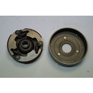 Koppeling 4 takt voor 110 cc quad (automaat)