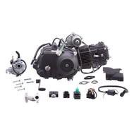 110 cc Motorblok compleet voor quad 4 takt - 3 versnellingen