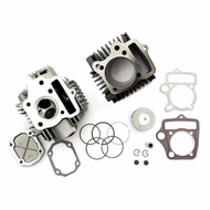 Cilinderkit 110 cc incl. cilinderkop
