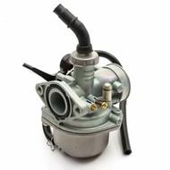 Carburateur 15 mm voor 50 en 70 cc dirtbike en quad