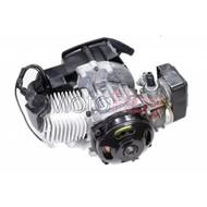 Motorblok (compleet) voor 49 cc miniracer