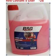 5 liter koelvloeistof AG12 Long Life