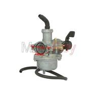 Carburateur 21 mm - 110 cc zink handchoke